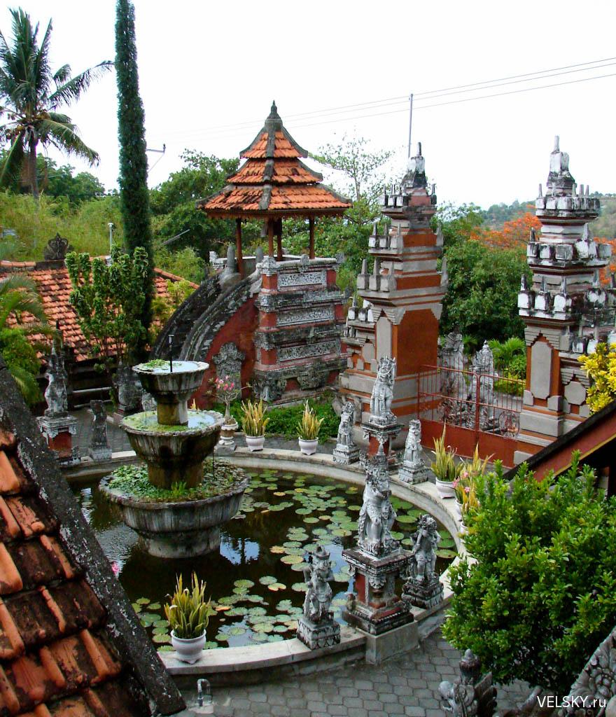 Буддийский монастырь