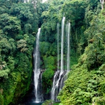 Водопад в 70 метров
