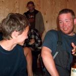 В баре альплагеря