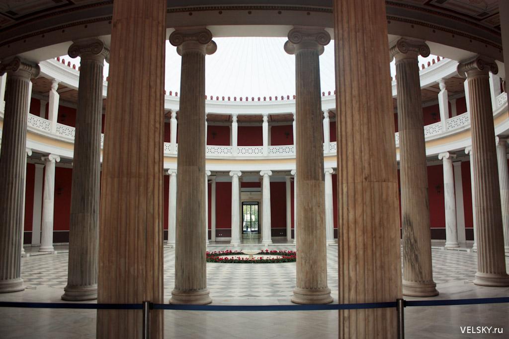 Zappion Palace внутри