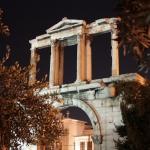 Ворота в Олимпейон