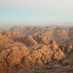 С горы Моисея