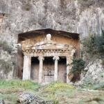 Гробницы в Фетхие