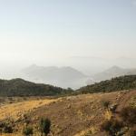 Вид с горы Бабадаг