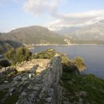 Руины на острове Святого Николая