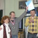Жанна Казанская, Михаил Остапущенко, Виталий