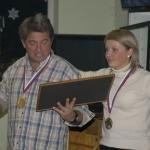Андрей Маслов и Таня Бедягина, Приско