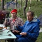 Николай Кузнецов и Михаил Успенский