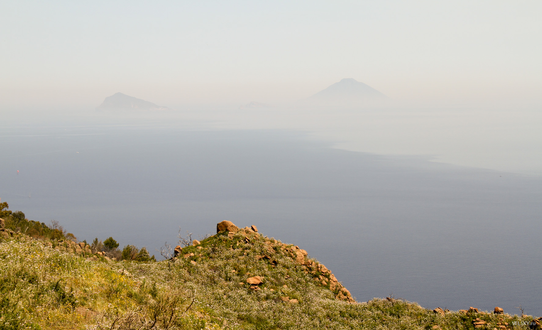 Остров Vulcano