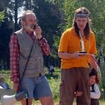 Виктор Белоозеров и Сергей Успенский